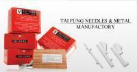 Three Circle Knitting Needles, Tai Fung Sinkers